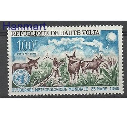 Znaczek Burkina Faso 1969 Mi 258 Czyste **