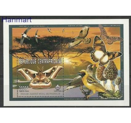 Znaczek Republika Środkowoafrykańska 1997 Mi bl 588 Czyste **