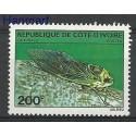 Wybrzeże Kości Słoniowej 1980 Mi 659 Czyste **