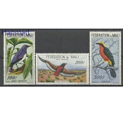 Znaczek Mali 1960 Mi 3-5 Czyste **