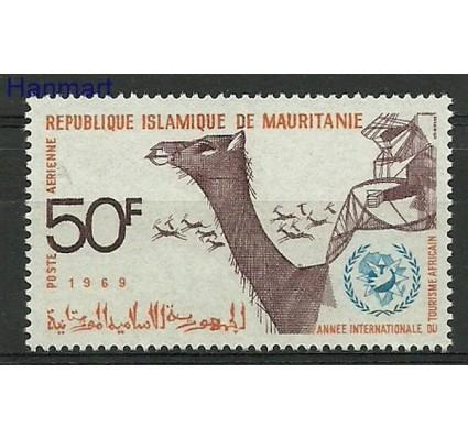 Znaczek Mauretania 1969 Mi 370 Czyste **