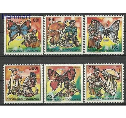 Znaczek Togo 1990 Mi 2153-2158 Czyste **