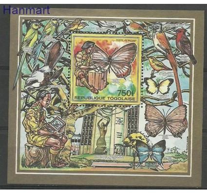 Znaczek Togo 1990 Mi bl 347 Czyste **