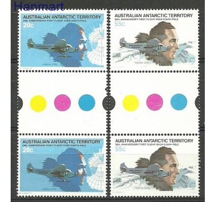 Znaczek Australijskie Terytorium Antarktyczne 1979 Mi 35-36 Czyste **