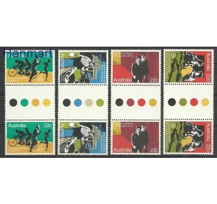 Znaczek Australia 1980 Mi 720-723 Czyste **