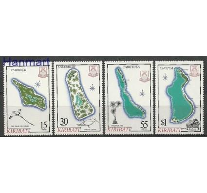 Znaczek Kiribati 1987 Mi 489-492 Czyste **