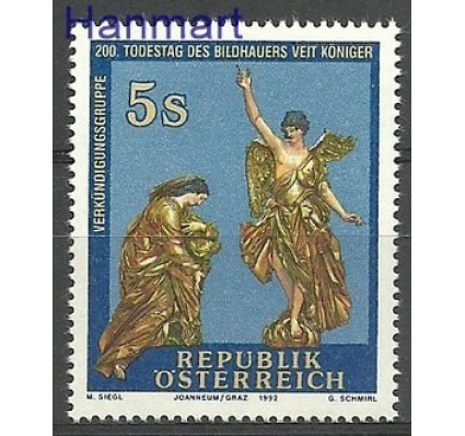 Znaczek Austria 1992 Mi 2083 Czyste **