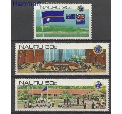 Znaczek Nauru 1980 Mi 218-220 Czyste **