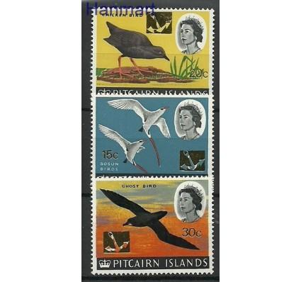 Znaczek Pitcairn 1967 Mi 79-80+82 Czyste **