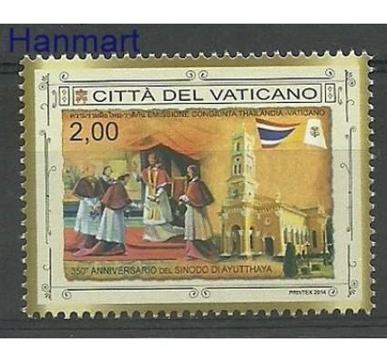 Znaczek Watykan 2014 Mi 1817 Czyste **