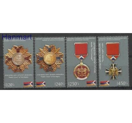 Znaczek Karabach 2014 Mi 96-98 Czyste **