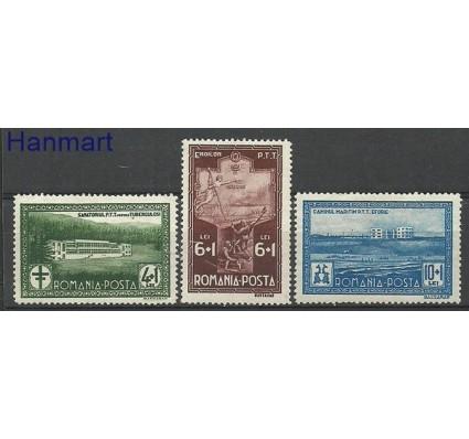 Znaczek Rumunia 1932 Mi 446-448 Z podlepką *