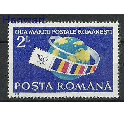 Znaczek Rumunia 1990 Mi 4628 Czyste **