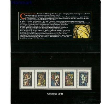 Znaczek Australia 1984 Mi 895-899 Czyste **