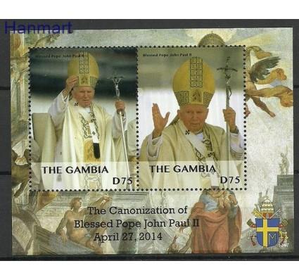 Znaczek Gambia 2014 Mi 1417 Czyste **