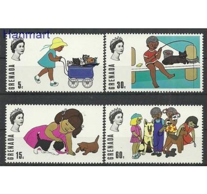 Znaczek Grenada 1970 Mi 350-353 Czyste **