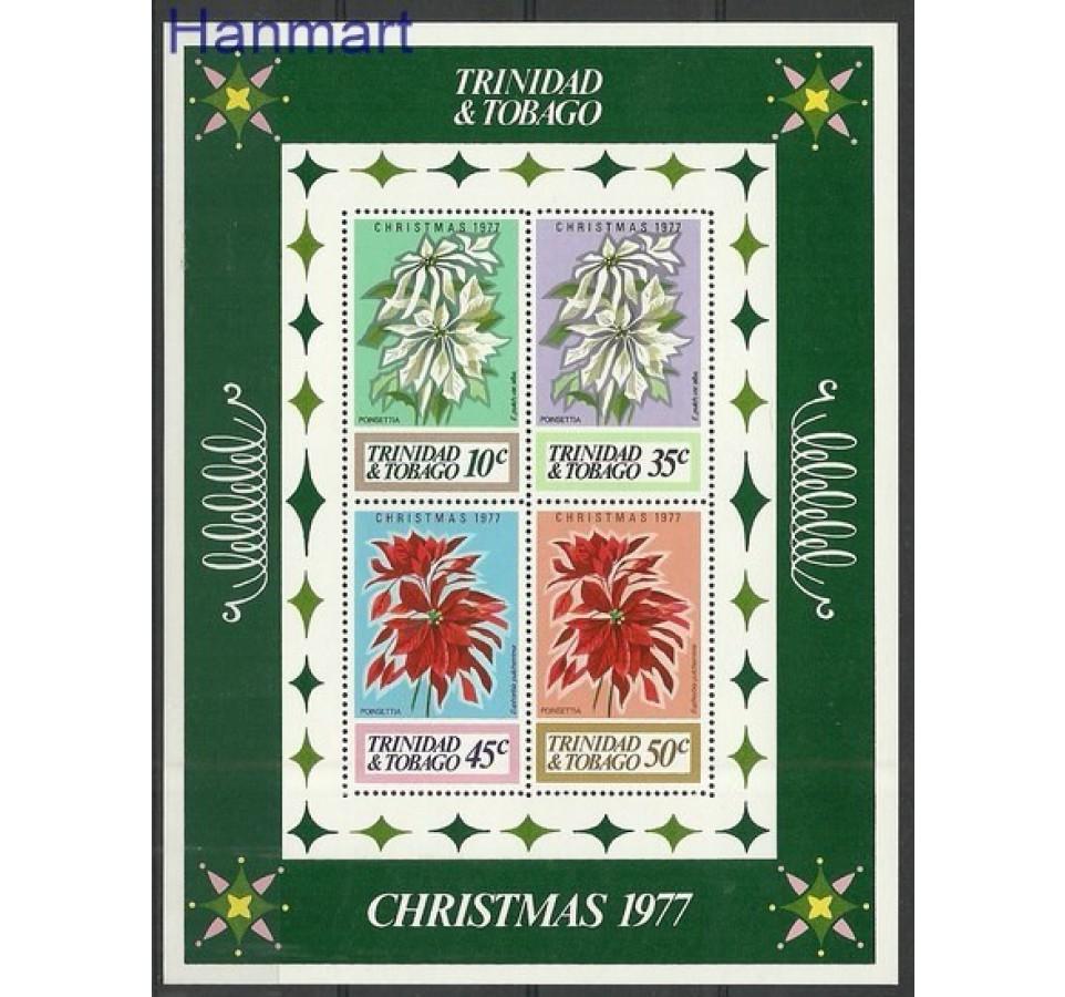 Trynidad i Tobago 1977 Mi bl 21 Czyste **