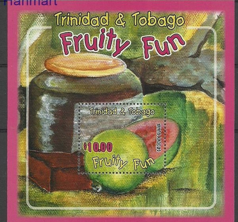 Trynidad i Tobago 2004 Mi bl 63 Czyste **