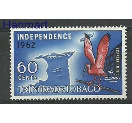 Znaczek Trynidad i Tobago 1962 Mi 193 Czyste **