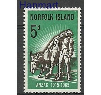 Znaczek Norfolk 1965 Mi 60 Czyste **