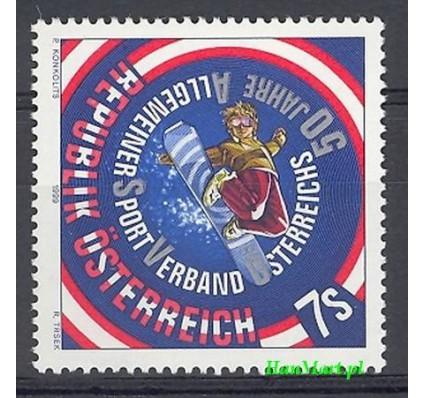 Znaczek Austria 1999 Mi 2279 Czyste **