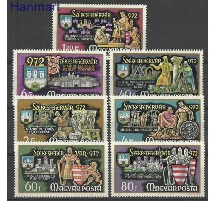 Znaczek Węgry 1972 Mi 2782-2788 Czyste **
