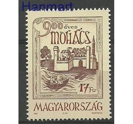 Znaczek Węgry 1993 Mi 4245 Czyste **