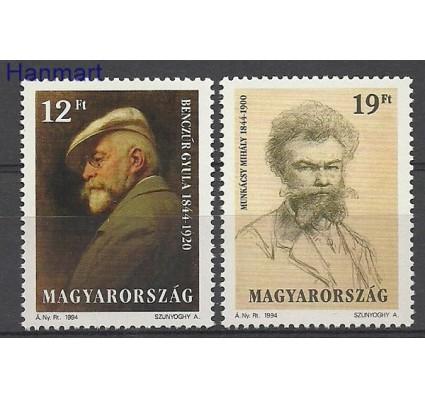 Znaczek Węgry 1994 Mi 4278-4279 Czyste **