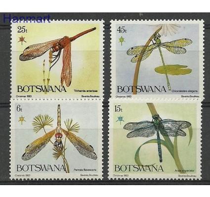 Znaczek Botswana 1983 Mi 333-336 Czyste **