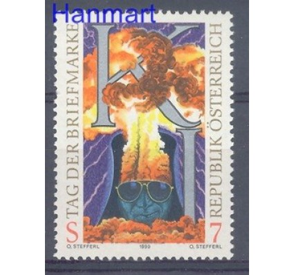 Znaczek Austria 1999 Mi 2289 Czyste **