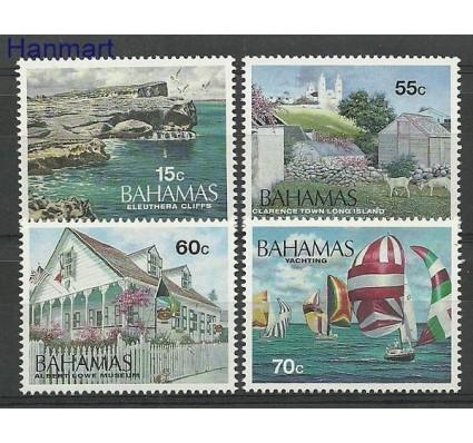 Znaczek Bahamy 1995 Mi 871-874 Czyste **