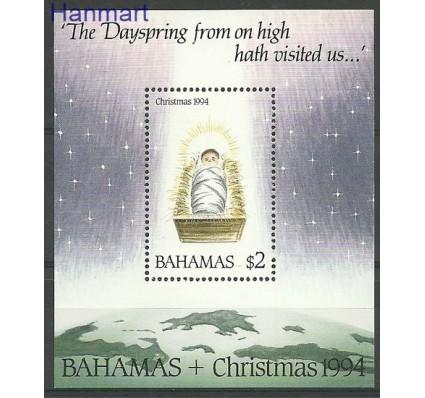 Znaczek Bahamy 1994 Mi bl 76 Czyste **