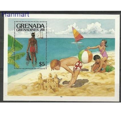Znaczek Grenada i Grenadyny 1985 Mi bl 96 Czyste **