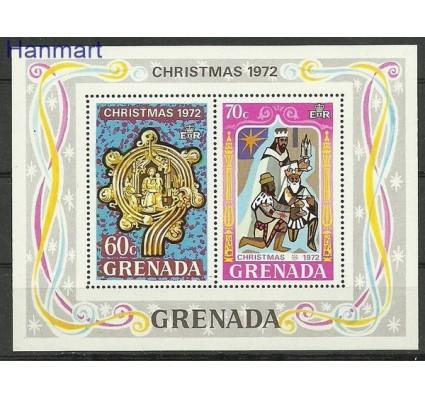 Znaczek Grenada 1972 Mi bl 27 Czyste **