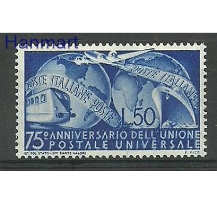 Znaczek Włochy 1949 Mi 772 Z podlepką *