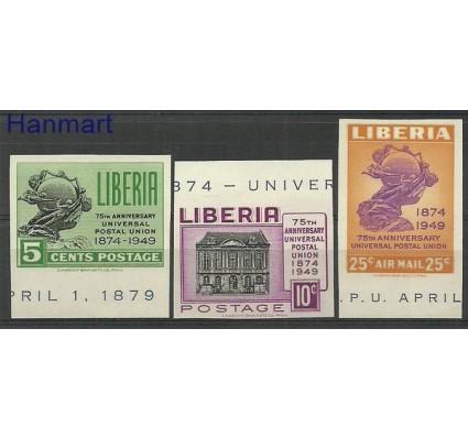 Znaczek Liberia 1950 Z podlepką *