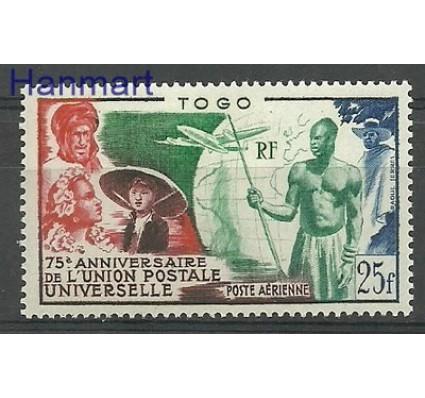 Znaczek Togo 1949 Mi 217 Z podlepką *