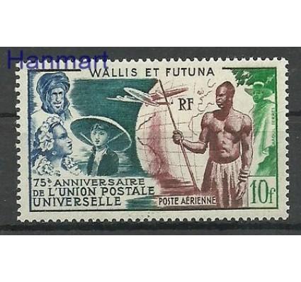 Znaczek Wallis et Futuna 1949 Mi 176 Z podlepką *