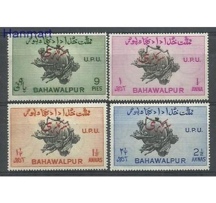 Znaczek Bahawalpur (Pakistan) 1949 Z podlepką *