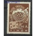 Timor Wschodni 1949 Mi 278 Z podlepką *