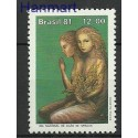 Brazylia 1981 Mi 1864 Czyste **