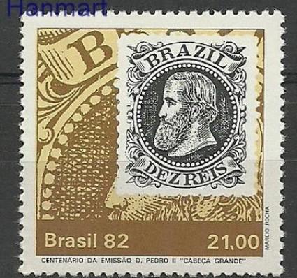 Znaczek Brazylia 1982 Mi 1910 Czyste **