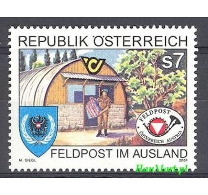 Znaczek Austria 2001 Mi 2350 Czyste **