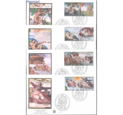 Znaczek Watykan 1994 FDC