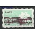 Brazylia 1981 Mi 1866 Czyste **
