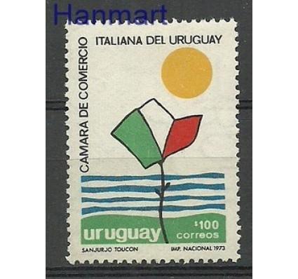 Znaczek Urugwaj 1973 Mi 1287 Czyste **