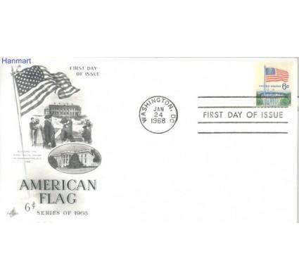 Znaczek USA 1968 FDC