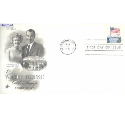 Znaczek USA 1971 FDC