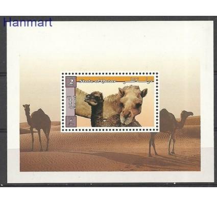 Znaczek Katar 1999 Mi bl 36 Czyste **