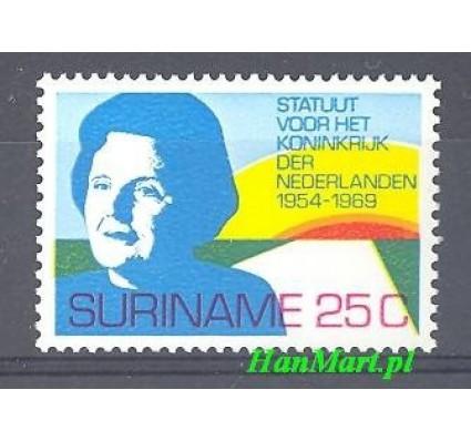 Znaczek Surinam 1969 Mi 569 Czyste **